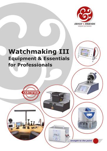 Watchmaking III