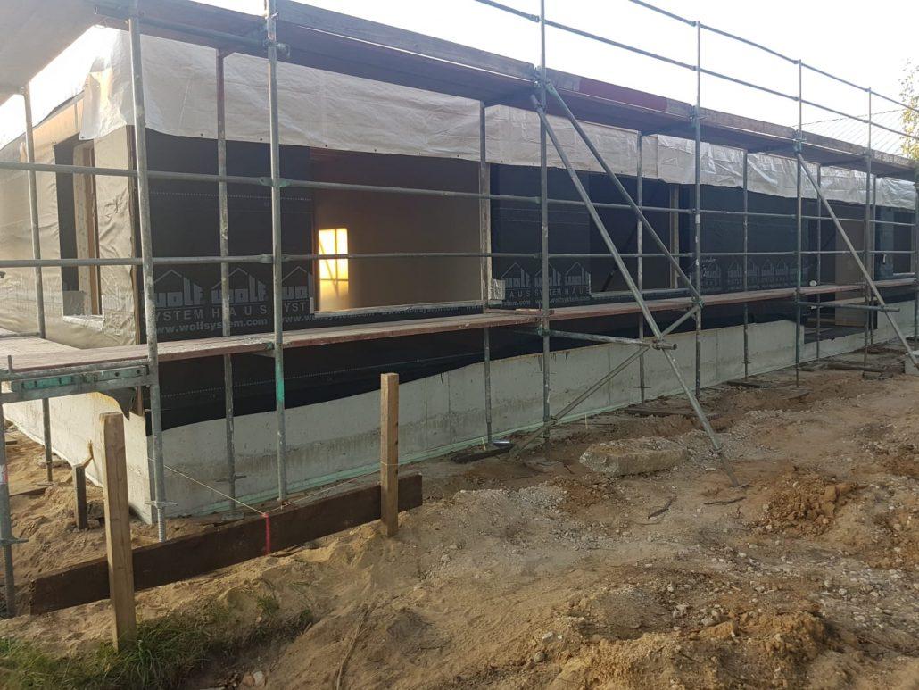 Neubau in Lanken 2018