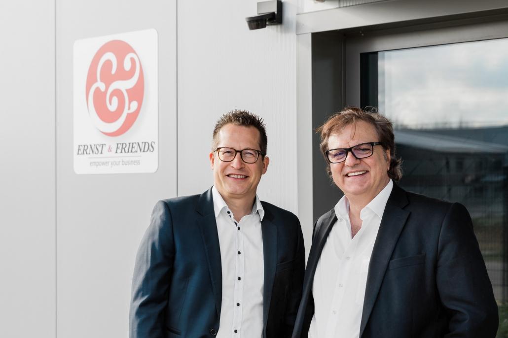 Torben Meyer und Ronald Ernst